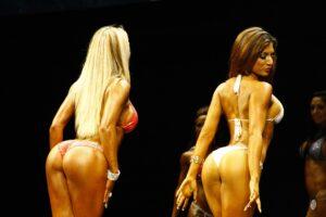 bodybuilding-Frauen
