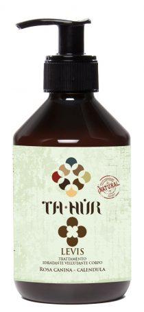Levis von Ta-Nur – Natürliche Feuchtigkeitscreme aus Italien für seidig weiche Haut